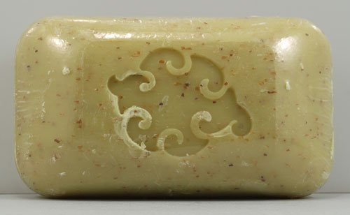 Baudelaire Hand And Shower Soap Mint Loofa 5 Ounces (Pack of 6) Baudelaire Essence