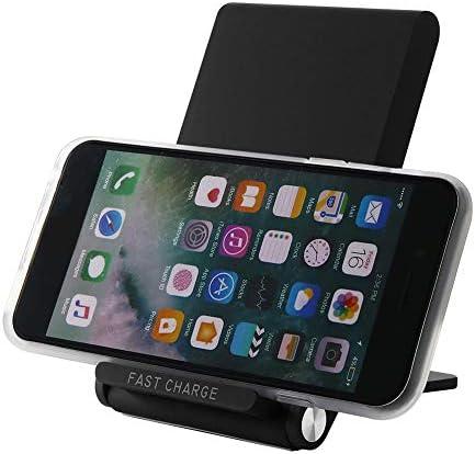 ワイヤレス充電器は、10WサムスンギャラクシーS10に対応高速ワイヤレス充電スタンドを、チーは認定/ S9 / S8プラスノート9/8 iPhoneのX最大/XR/X/XS / 8/8プラス