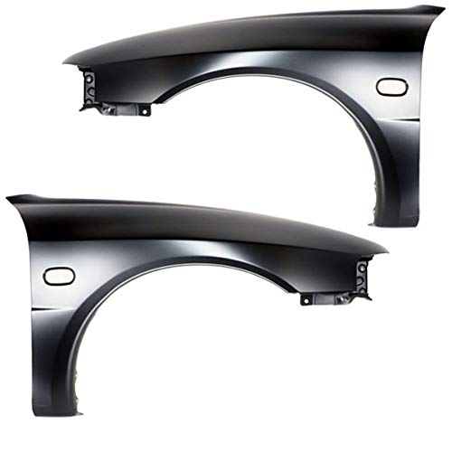 Koolzap For 97-01 Mirage Sedan Front Fender Quarter Panel Left Right Side SET ()