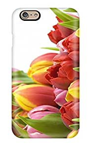Hot Flower First Grade Tpu Phone Case For Iphone 6 Case Cover