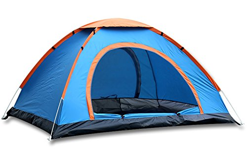 WETOO Automatic Pop up Tent Camping Instant Tent Backpacking Tent