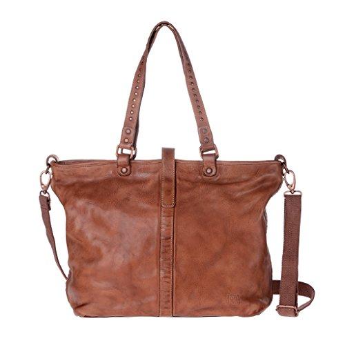 Dudu - Sac porté épaule - 580-1226 Timeless - Shopper - Marron - Femme