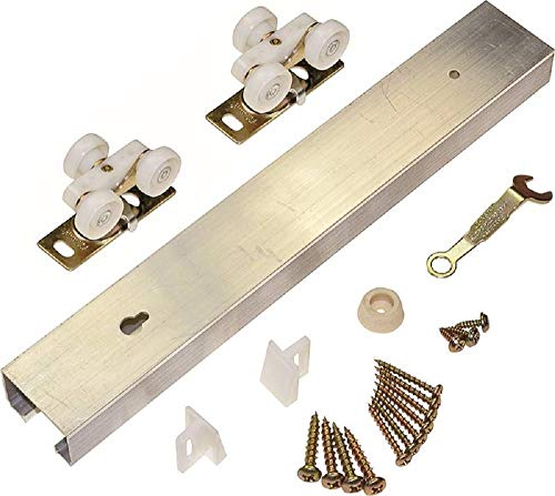 (100PD Commercial Grade Pocket / Sliding Door Hardware (72