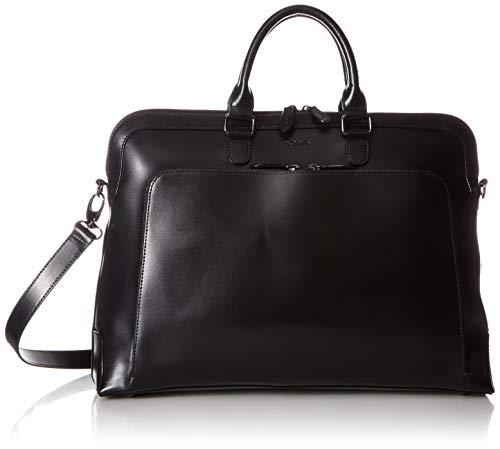 Zipper Audrey Lodis - Lodis Audrey RFID Brera Briefcase, Black