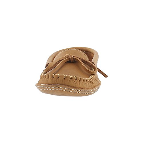 SoftMoc Mens Double Sole Unlined Moccasin Cork my8NC
