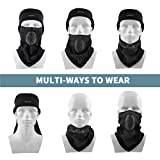 KINGBIKE Balaclava Ski Mask Motorcycle Running Full