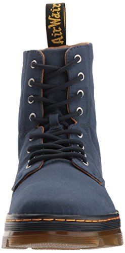 Dr. Martens Unisex Adults' Combs Chukka Boots, Black Indigo