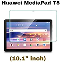 "M.G.R.J® Tempered Glass Screen Protector for Huawei MediaPad T5 (10.1"" inch)"