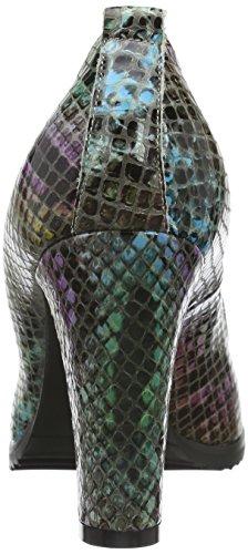 Noe Antwerp Nabla - zapatos de tacón cerrados de piel mujer Multicolor - Mehrfarbig (ABYSS)