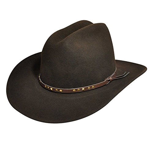Bailey Western Chisolm Hat Beaver M by Bailey Western