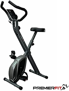 PremierFit X-60 F-Bike - Bicicleta estática Plegable/Plegable con ...