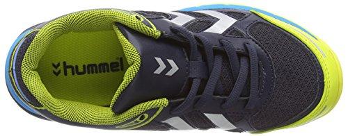 Hummel Omnicourt Z4 Jr Indoor Handbalschoenen Verschillende Kleuren Grijs