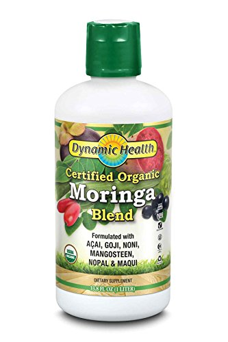 Dynamic Health Juice Organic Moringa product image