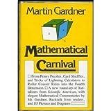 Mathematical Carnival, Martin Gardner, 0394494067