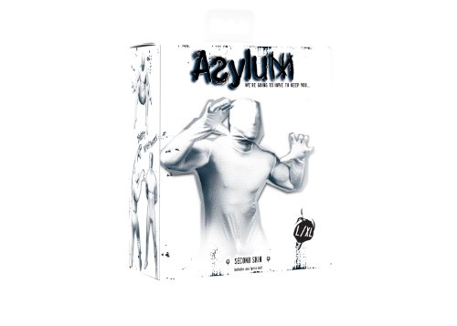 Asylum Second Skin, L/xl, White ()