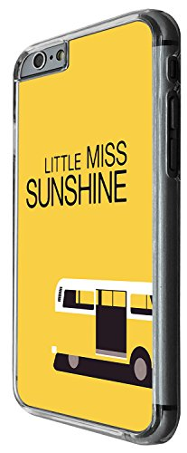 1464 - Cool Fun Trendy little miss sunshine campervan Design iphone 4 4S Coque Fashion Trend Case Coque Protection Cover plastique et métal - Clear