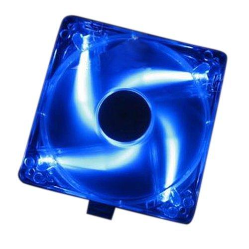 SODIAL(R) Computer PC Case Blue LED Neon Fan Heatsink Cooler 12V