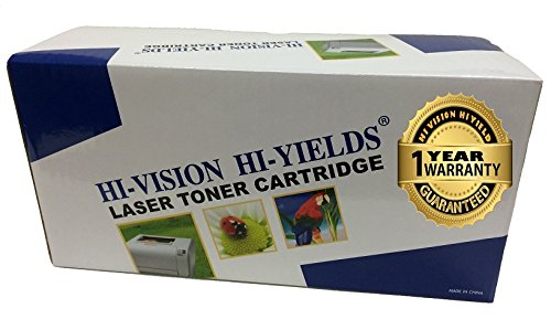HI-VISION® Compatible Brother LC-103 LC103 XL High Yield Cyan Ink Cartridge Replacement for DCP-J152W, MFC-J245,J285DW,J450DW,J470DW,J475DW,J650DW,J870DW,J875DW Printer 3 pks Photo #2