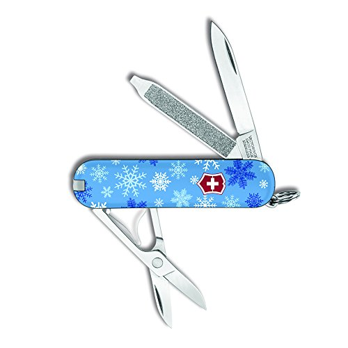 - Victorinox Swiss Army Snowflakes Classic SD Limited Edition