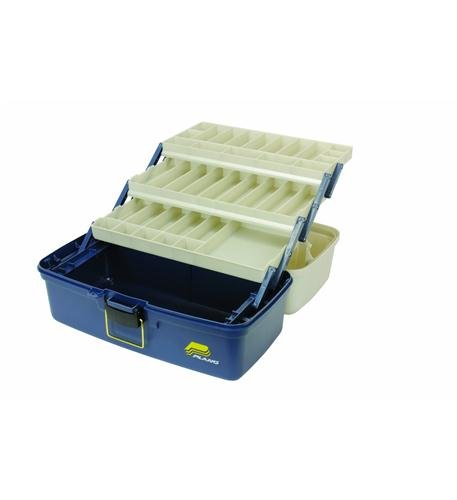 Plano XL 3 Tray Tackle Box by Plano