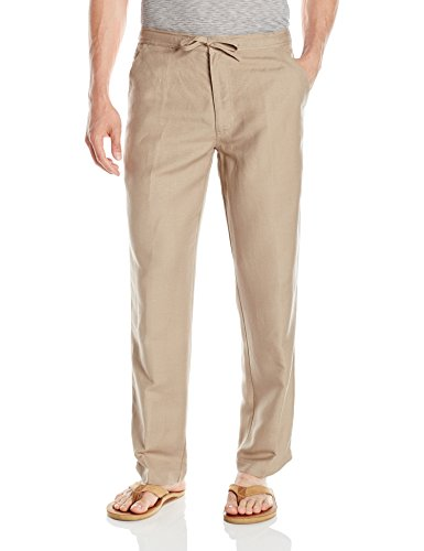 Drawstring Pant with Back Elastic Waistband, Timber Wolf, Large x ()