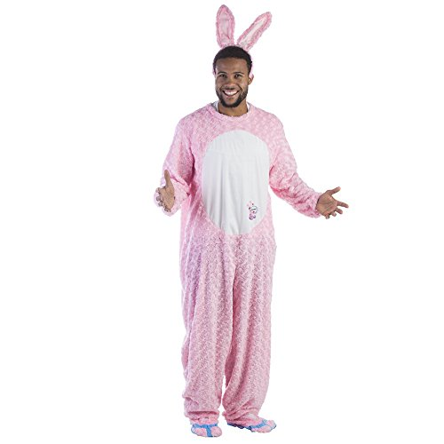 [Adult Energizer Bunny Costume - Size Small/Medium] (Energizer Bunny Costumes)