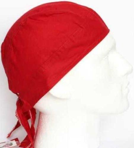 Red Doo Rag - 2