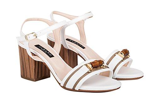 ALBANO mujer moda Sandalias para de wqxHB0aB