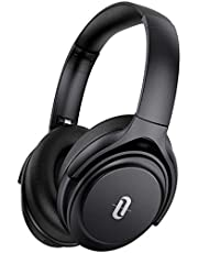 Active Noise Cancelling Headphones, TaoTronics Bluetooth Headphones [2020 Version] Over Ear Wireless Headphones 40H Playtime Type-C Fast Charging Bluetooth 5.0 CVC 8.0 Mic for TV PC Cellphone