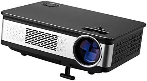 LED Proyector Pantalla LCD TV HD 1080P 3000 Lúmenes Hogar ...