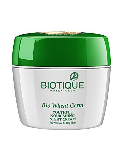 Biotique Wheatgerm Cream - Wheat 225g