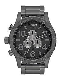 Nixon 51-30 Chrono A083-632 Mens Wristwatch Design Highlight
