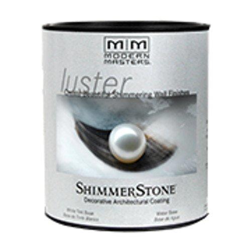 MODERN MASTERS 99799 SS1000-QUART TINTABLE BASE SHIMMER STONE SIZE:QUART.