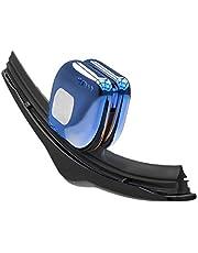 Portable Windscreen Wiper Blade Restorer Universal Car Vehicle Windshield Rubber Strip Wiper Repair Tool Key Chain