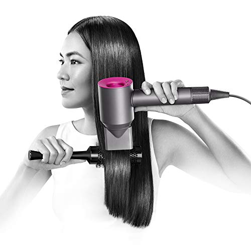 Dyson Supersonic Hair Dryer Iron/Fuchsia