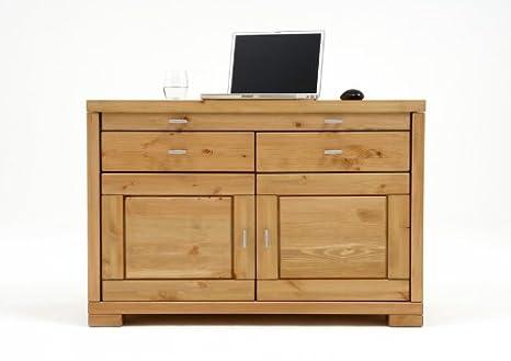 Mobili Ufficio Di Legno : Laptop comò scrivania mobili per ufficio in legno di pino