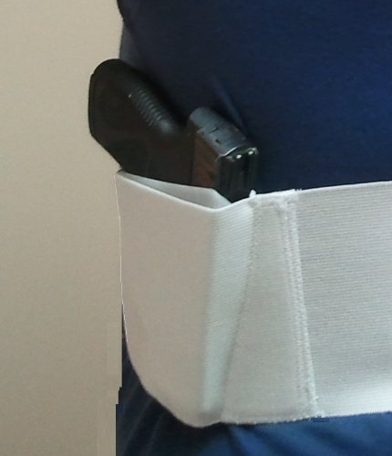 Concealed Carry Deep Cover Holster - With Free Trigger Guard!