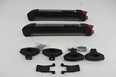 Mazda Genuine Accessories 0000-8L-G02B Ski/Snowboard Carrier