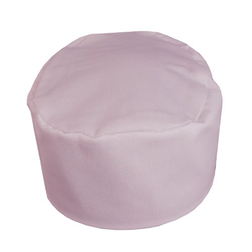 Pink Hat Box (Fame Adult's Bakers Pill Box Hat -Pink-O/S)
