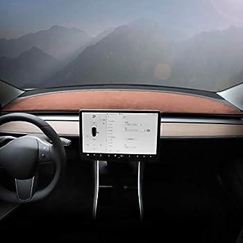 Amazon.com: LUCKEASY for Tesla Model 3 2017 2018 2019 Dash ...