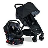 Britax Pathway & B-Safe Ultra Travel System, Sketch