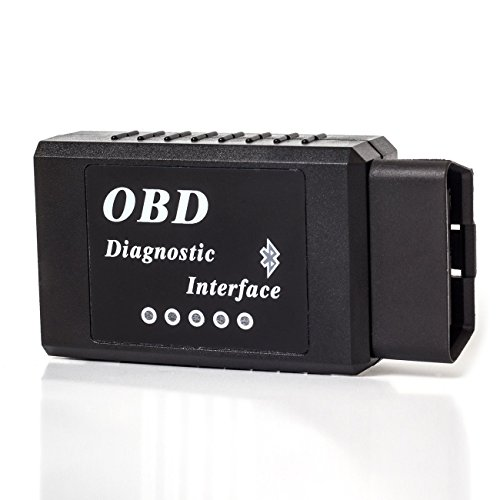OxGord Bluetooth OBD2 Reader Scan
