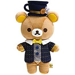 Rilakkuma Mad Hatter Plush | Alice In Wonderland | Tea Time 4