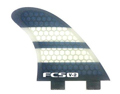 FCS(エフシーエス) V2 PC Tri パフォーマンスコアフィン 3本セット   B00K12CC80