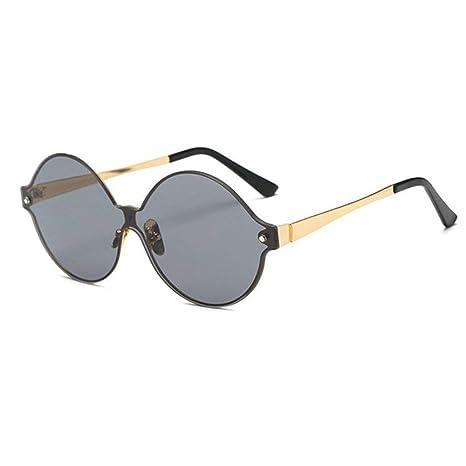Yuany Gafas de Sol para Hombre Moda para Mujer Gafas de Sol ...