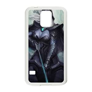 Samsung Galaxy S5 Cell Phone Case White Defense Of The Ancients Dota 2 DROW RANGER 012 LWY3530844KSL