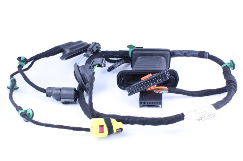 Driver Door Wiring Harness - 5