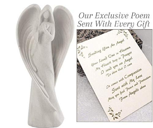 2 Angel Statues - 4