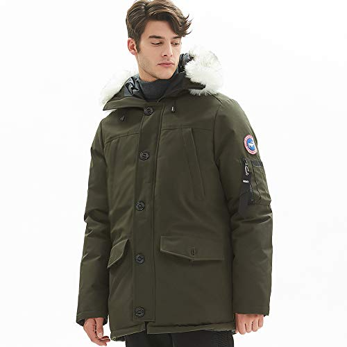 Buy down jackets for cold weather