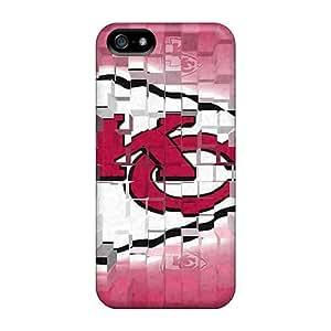 OQI7227HMad Kansas City Chiefs Fashion For SamSung Galaxy S4 Phone Case Cover
